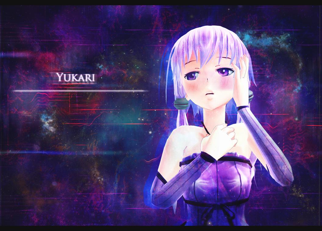 YUKARI by Fan-kot
