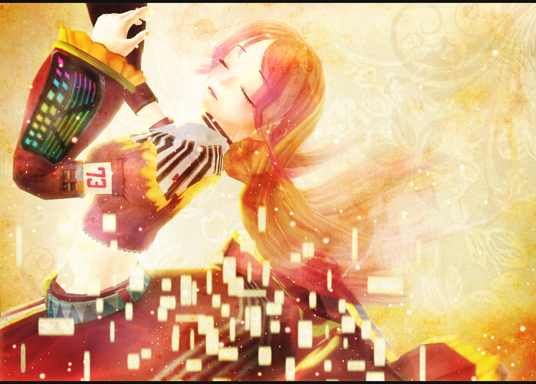 The Disappearance of Namine Ritsu by Fan-kot