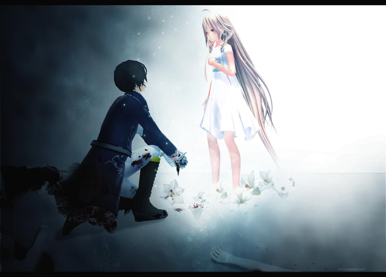 You're my salvation by Fan-kot