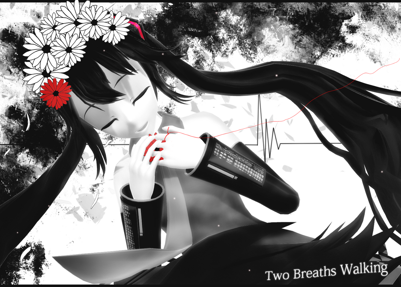 Two breaths walking by Fan-kot