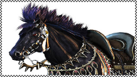 Kokuoh Stamp by ShiningRayWolf