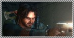 Resident Evil Revelations Stamp - Parker Luciani by ShiningRayWolf