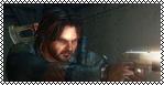 Resident Evil Revelations Stamp - Parker Luciani by ShiningRayWolf