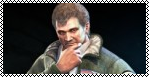 Resident Evil Revelations Stamp - Clive R. O'Brian by ShiningRayWolf