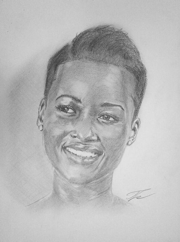 Lupita Nyong'o 2 by Arts82