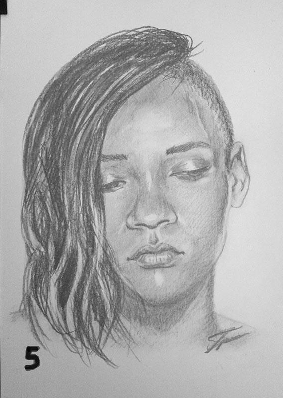 Rihanna 2 by Arts82