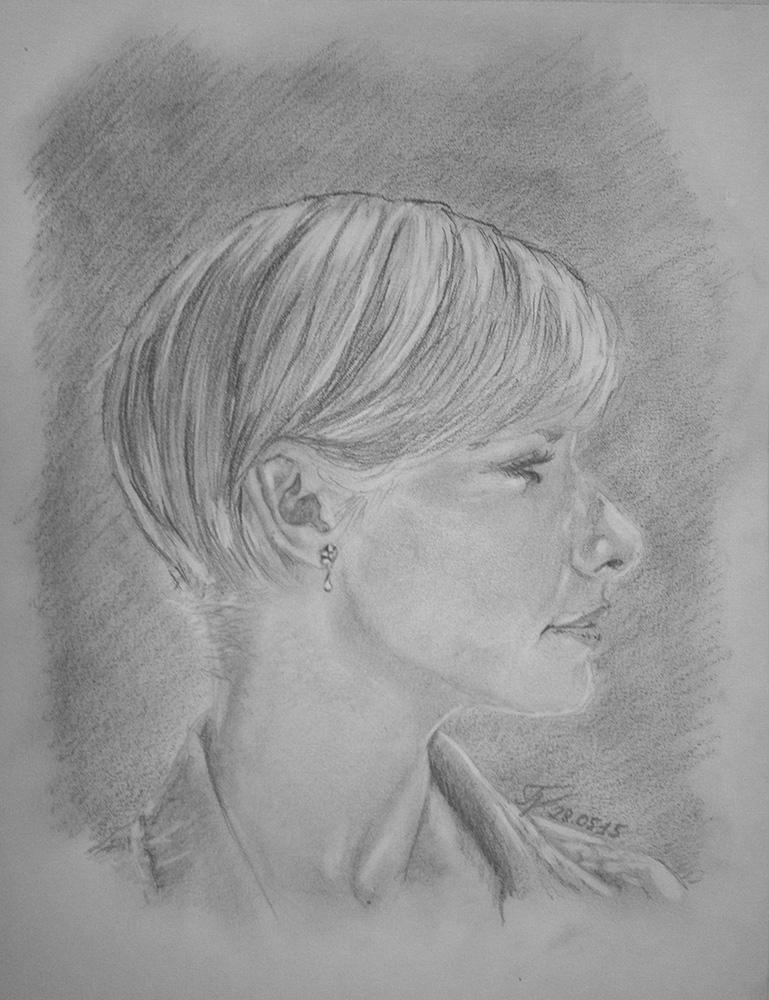 Jaime Pressly by Arts82