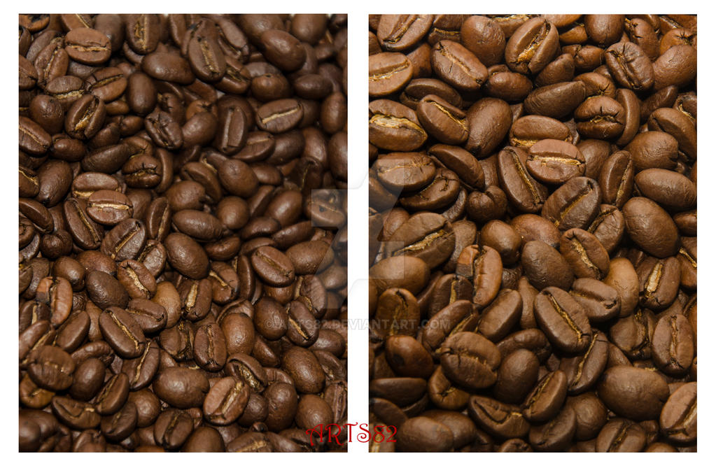 Coffee beans by Arts82