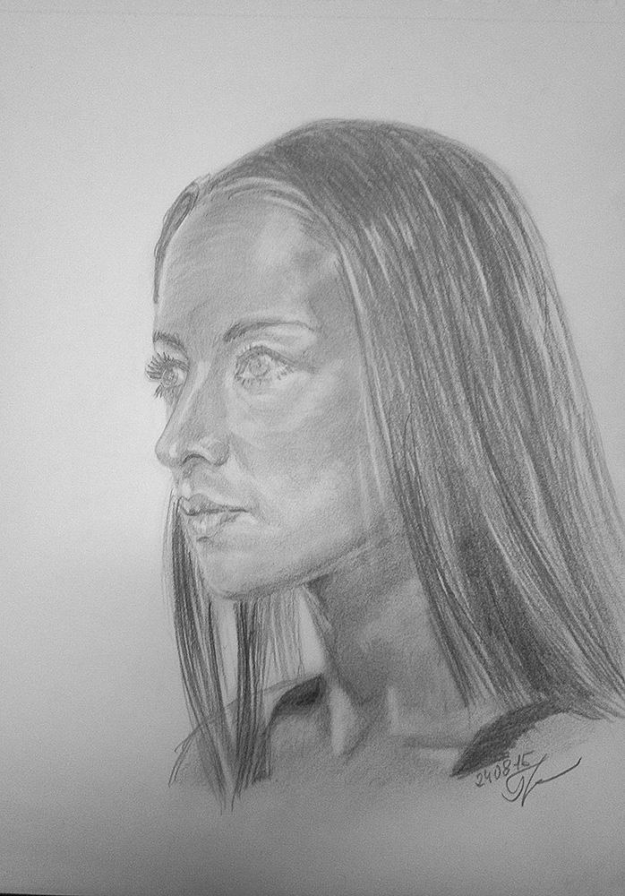 Seraphima Nizovskaya by Arts82