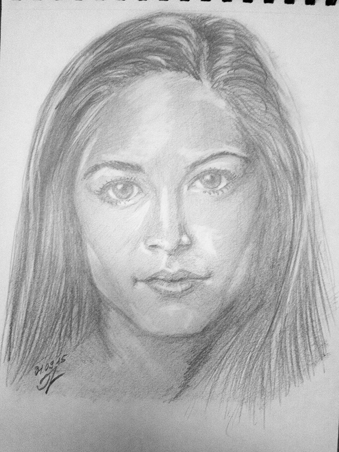 Kristin Kreuk by Arts82