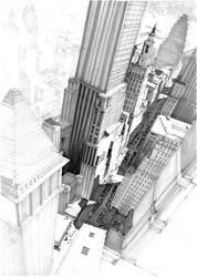 New York in '30s [S] by Gopalik