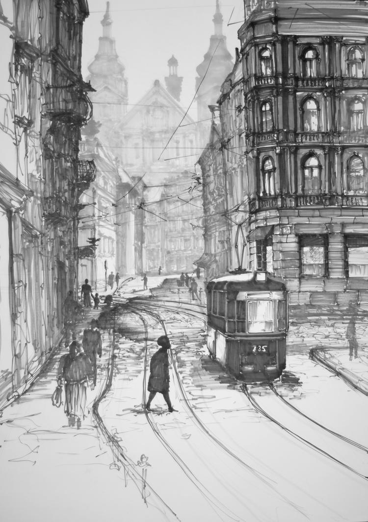 Lvov in '20s [S] by Gopalik