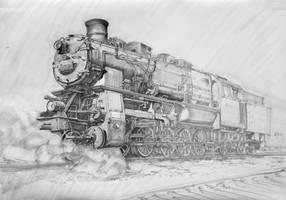 Steam engine [S] by Gopalik