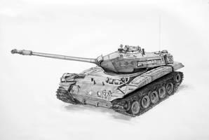 A tank by Gopalik
