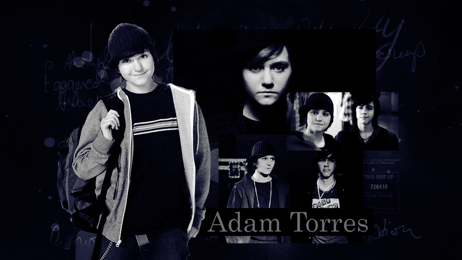 Adam Torres by XxSharpiez