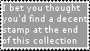 Decent Stamp by crumpet-chan