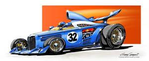 Formula 32 Roadster