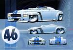 1946 Ford LeMans Racer