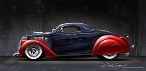1936 Ford Traditional Custom