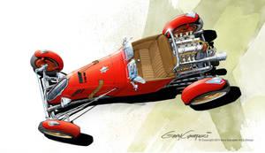 Rear Motor Roadster