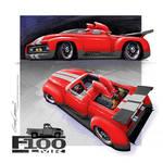 1954 Ford F100 LeMans Street Roadster