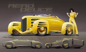 AeroDeuce by GaryCampesi