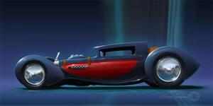 1931 C14 Voisin by GaryCampesi