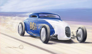 Jim Travis / So-Cal Coupe