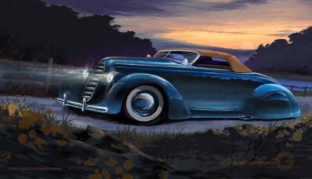 1936 Ford Custom by GaryCampesi