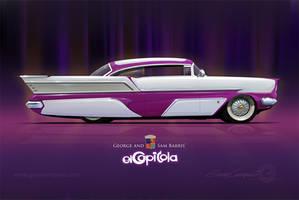El Capitola 1957 Chevy by GaryCampesi