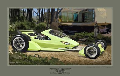Pod Speedster by GaryCampesi