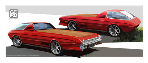 Pacer-Olds Custom Pickup by GaryCampesi