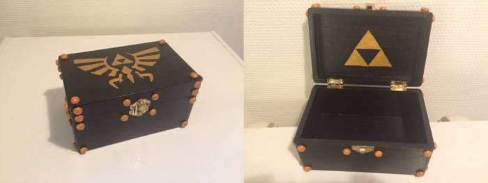Zelda box done