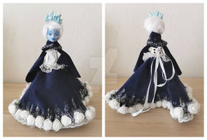 Ice Queen (For sale on Etsy)