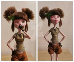 A New Doll Custom