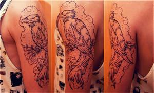 phoenix by DWahlgren