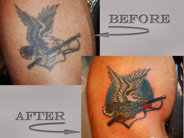 Rework Eagle by HotWheeler