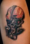 Knucklehead tattoo version