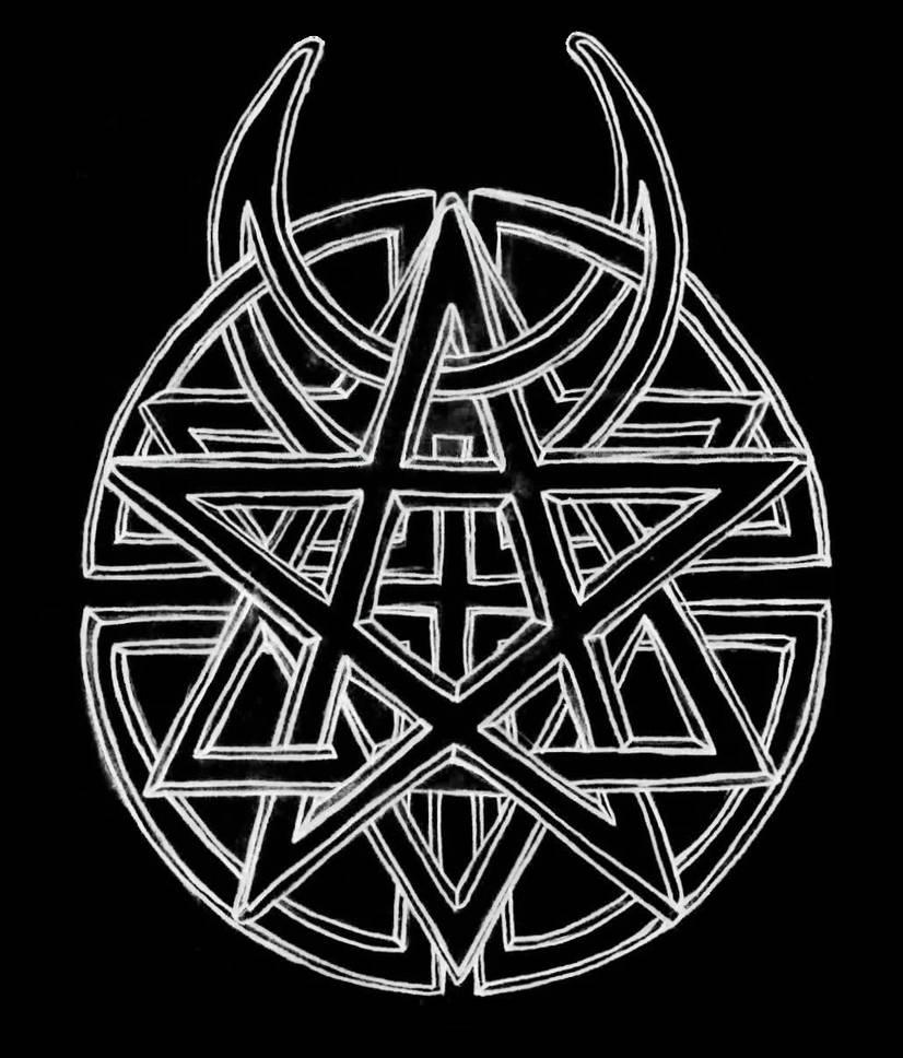 Disturbed logo by disturbed96