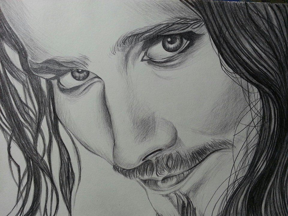 Tuomas Holopainen - Nightwish by Sarah-Janee