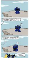 Starcraft 2 Minis: Rocket Man