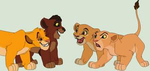 Four Cubs Base
