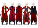 The Dante collection (with codes!)