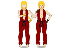 Updated Ken by TheLastGallant