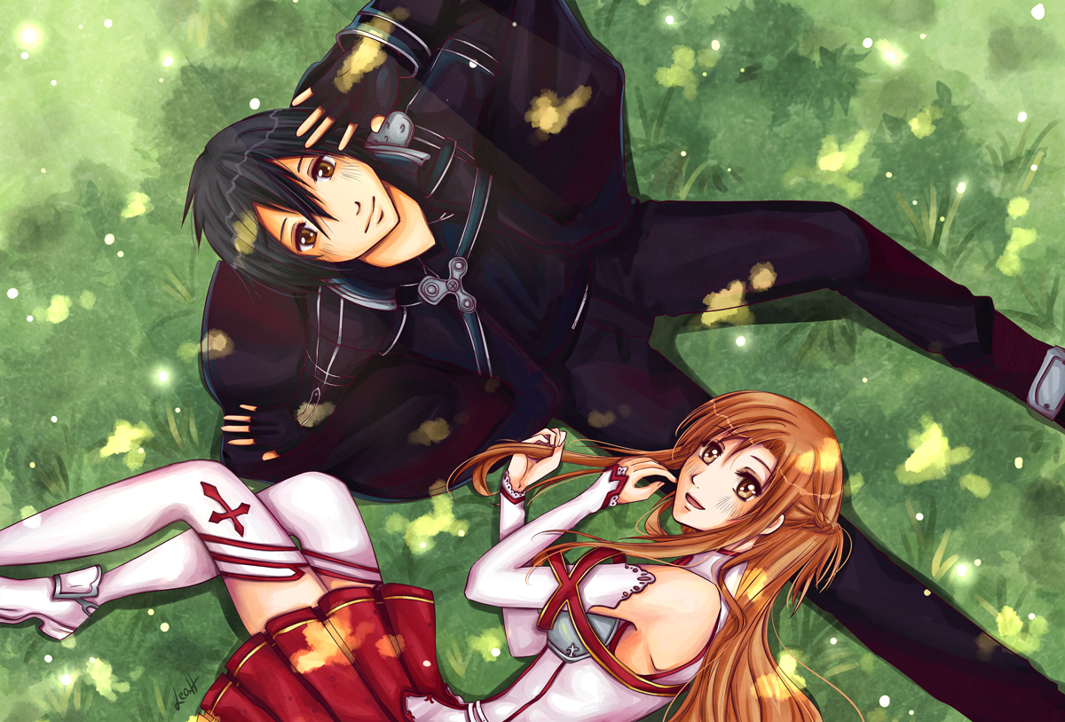 Sword Art Online by arisupaints