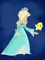 Watcher of the Cosmos, Rosalina by Lumatora
