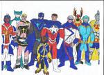 Multiverse: Guardian Legion