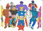 Multiverse: Justice Friends