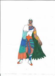 Teelana the Sorceress by MalchiorOfNol