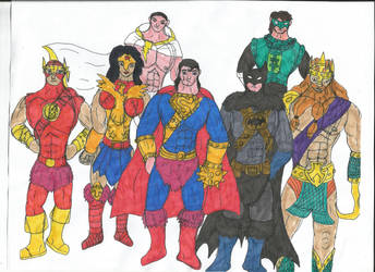 Multiverse: League of Champions by MalchiorOfNol